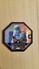 REWE Star Wars Cosmic Shells Glitzer Karte Bild Sticker, Schneetruppler, Nr.10