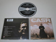 JOHNNY CASH/AMERICAN RECORDINGS(AMERICAN RECORDINGS 88697177072) CD ALBUM