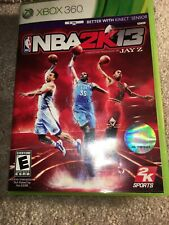 NBA 2K13 — Complete With Manual!! (Microsoft Xbox 360, 2012)