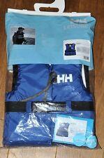 Helly Hanson Buoyancy Aid Rettungssweste SPORT II 50-60kg blau offshore NEU