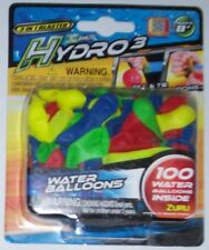Ballons à eau hydro3 Zuru bombe à eau X 100
