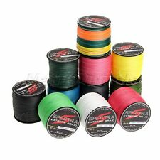 Strong 300M 500M 1000M Dyneema Spectra Extreme PE Braided Sea Fishing Line