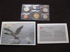 1991 Canada Prooflike Set incl Envelope and COA