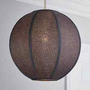 Beauteous Jairo Woven Ball Pendant Shade For Home Decor.