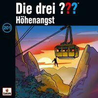 DIE DREI ??? - 201/HÖHENANGST   CD NEU