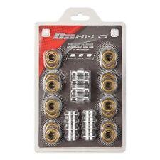 Hi-lo Inline Kugellager ABEC 9 Kugellagerset 16 X 608 Bearings Spacer