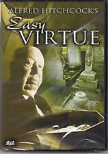 Easy Virtue (DVD) Alfred Hitchcock Drama NEW