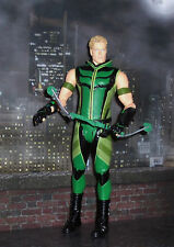 DC DIRECT COLLECTIBLES SMALLVILLE TV SERIES JUSTICE GREEN ARROW FIGURE