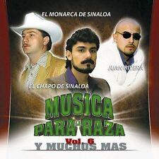Various Artists : Musica PaLa Raza 6 CD