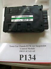 TESTED 1999 Town Car Chassis ECM Suspension Control Module  F8VF-3C142-AE # CS