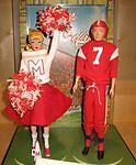 Campus Spirit and Ken 2008 Barbie Doll