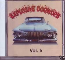 Surtout-explosive doowops-vol. 5 Dee Jay Jamboree CD