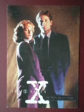 POSTCARD B12 THE X FILES - MOLDER & SCULLY (1)