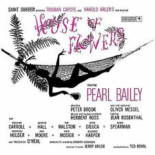 Rare House of Flowers by Original Broadway Cast/Pearl Bailey (CD) Promo Hole UPC
