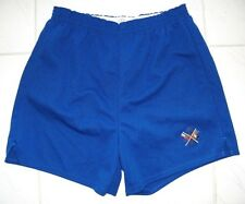 Vintage Nautical Swim Suit Dodger Sportswear 1980's Mens Large Made in U.S.A.