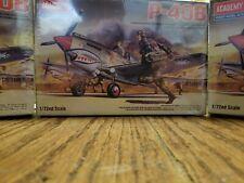 P-40 B TIGERSHARK, 1/72