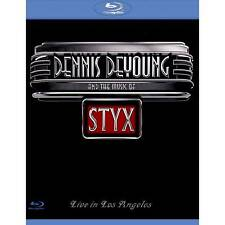 Dennis DeYoung and the Music of Styx: Live in Los Angeles (Blu-ray Disc, 2014)