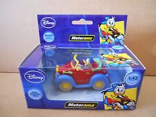 Auto Paperino 313 Donald Duck Car 1:43 Motorama Die Cast [MV13]