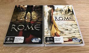Rome: Season 1 & 2 (DVD) Region 4