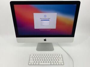 iMac Slim Unibody 21.5 Retina 4K 2019 3.0GHz i5 8GB 1TB Fusion Drive - Very Good