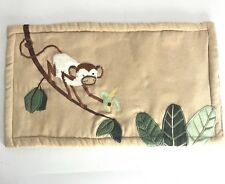 KidsLine Nursery Zanzabar Jungle Wall Decor Monkey Nature Animals Green