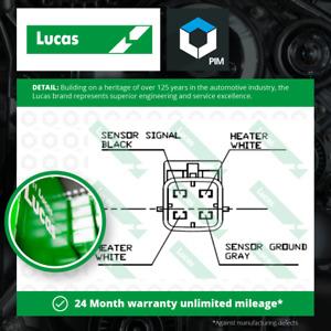 Lambda Sensor fits NISSAN 350Z Z33 3.5 Post Cat RH 02 to 08 VQ35DE Oxygen Lucas
