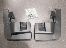 BMW GENUINE X3 G01 FRONT MUDFLAPS SPLASH GUARDS 82162410525