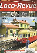 LOCO REVUE N°765 RESEAU : J-P MARACHE - TRIPTON ON THE HILL RESEAU EN P4