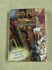 "*** Harry Potter Trading Card Game Two Player Starter Deck Set Sealed **"""
