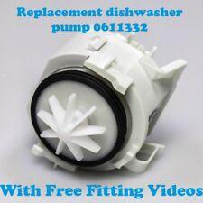 SIEMENS Dishwasher Drain Pump