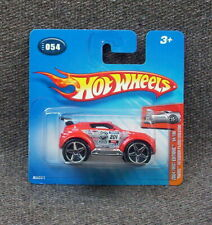 Hot Wheels 'Tooned Mitsubishi Pajero Evolution 2004 First Editions Short Card