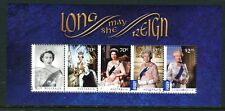 2015 Long May She Reign Queen Elizabeth II CTO Mini Sheet - Flinders Lane