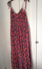 GAP Summer Maxi Dress paisley, 10-12