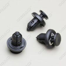 10x Soubassement calandre clips de fixation renforcé avec insert métallique