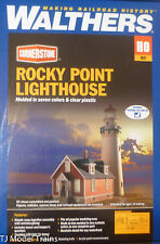 Walthers HO #933-3663 Rocky Point Lighthouse (Building Kit)