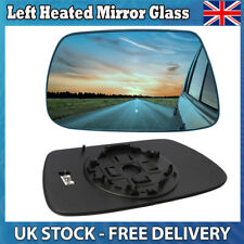 Left Passenger Side Wing Heated Door Mirror Glass For Jeep Grand Cherokee 05-10