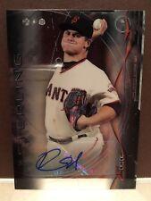 2014 Bowman Sterling Kyle Crick Prospect Autograph Pittsburgh Pirates