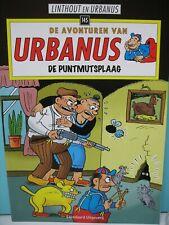 Urbanus 145 de puntmutsplaag.. 1 ste druk