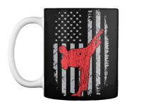 American Taekwondo Gift Coffee Mug