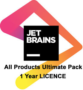 IntelliJ IDEA All Products Ultimate Pack - 1 Year Subscription All App
