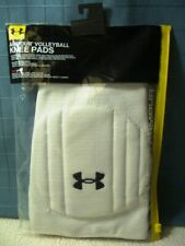 New Armour Volleyball Knee Pads Unisex L/XL White BP-901463