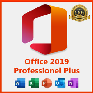 ✔🔥⭐OFFICE©PROFESSIONAL©PLUS 2019 ⭐ INSTANT DELIVERY 🔥 32/64 BIT 1PC⭐🔥✔