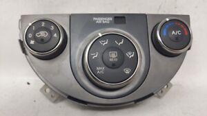 2010-2011 Kia Soul Ac Heater Climate Control 69619