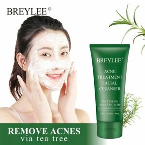 Acne Treatment Face Cleansing Wash Mask Skin Care Shrink Pore Oil Control Clean
