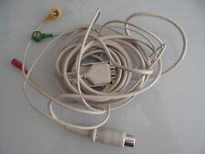 Dogana 3 Canale ECG Cavo 9500-0228 per pollici M Series medicina di emergenza