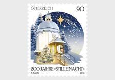 Oostenrijk / Austria - Postfris / MNH - Christmas, 200 years Silent Night 2018