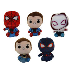 Funko Mystery Mini Plushes - Spider-Man Series 1 - SET OF 5 HEROES - New