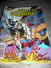 MOON KNIGHT Comics SEMIC super heros FRENCH numéro 7 Version intégrale MARVEL