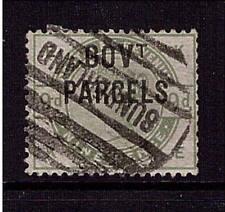 GROSSBRITANNIEN GB, D 24 gestempelt, Dienstmarke (21308)