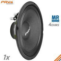 """1x PRV Audio 8MR500-NDY-4 V2 8"""" Midrange Neodymium 4Ω Car Audio Speakers 500W"""